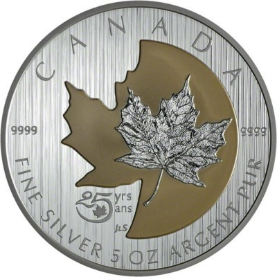 25th Anniversary of the Maple Leaf
