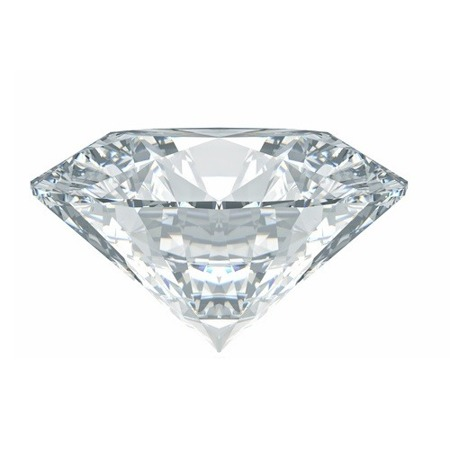 Brylant GIA 0,49ct/D/IF / EX/EX/EX m.blue