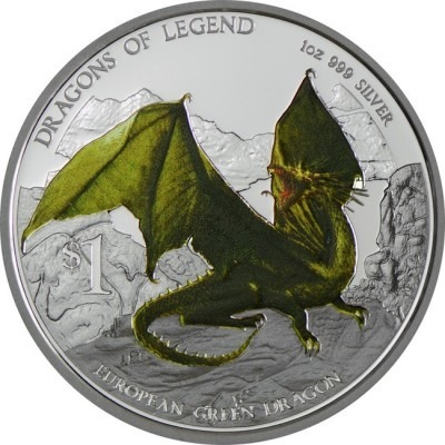 European Green Dragon