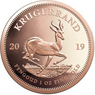 Krugerrand 1 Oz Gold Proof