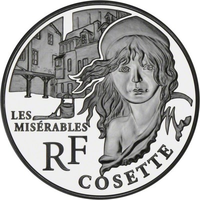 Legendary Characters from French Literature: Coset
